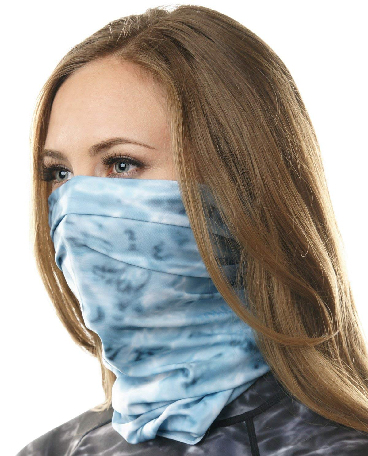 Face Mask Scarf