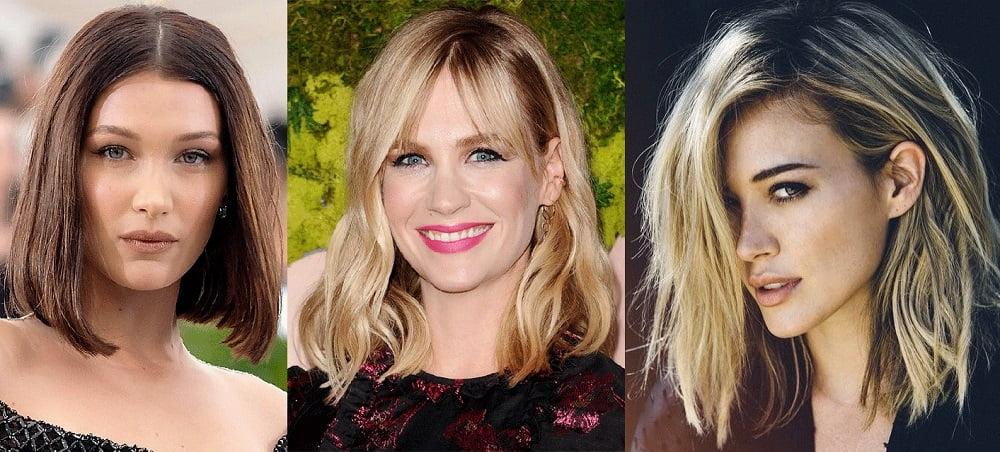 Haircut designs for Women