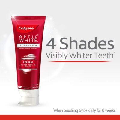 Optic White Express White Whitening Toothpaste
