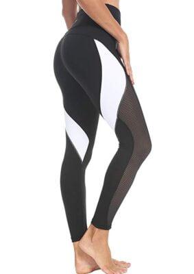 Flattering black leggings 3