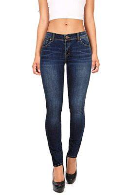 Flattering skinny jeans 1