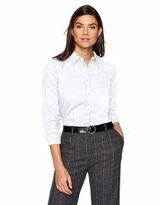 straightforward white shirt 3