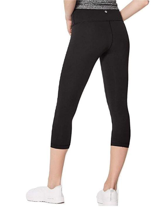 Lululemon High Rise Yoga Pants for Women 2