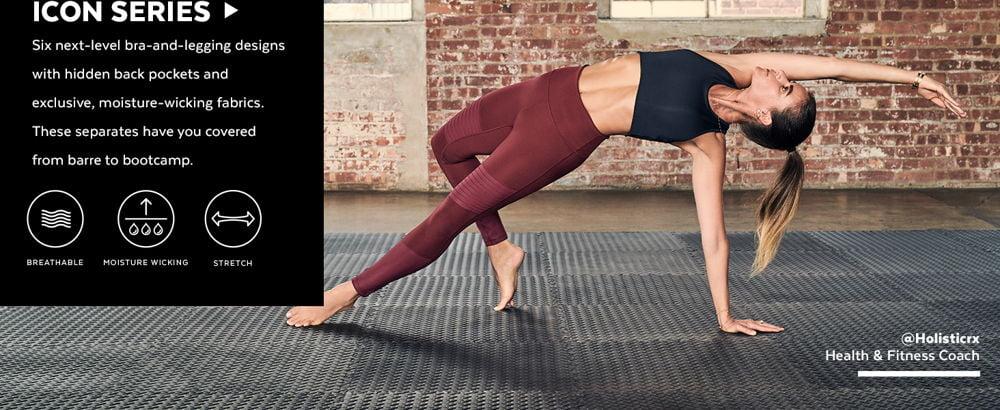 Spectrum Yoga High Waist Capri Legging