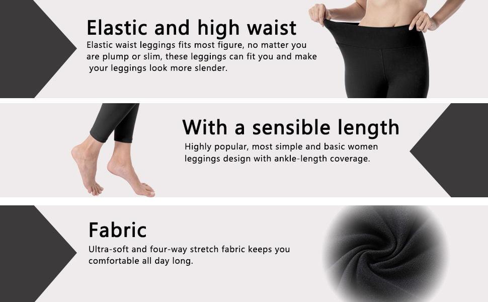 VALANDY Leggings for Women 3