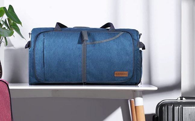 canway 65L gym duffle bag 1