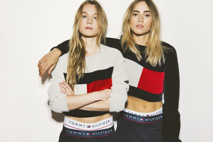 The 00s for Tommy Hilfiger 1