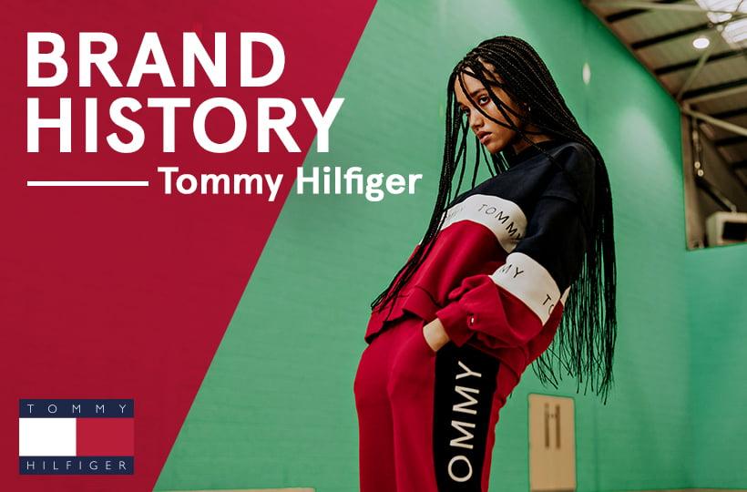 Tommy Hilfiger History