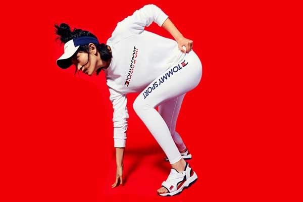Tommy Hilfiger Womens Sportswear