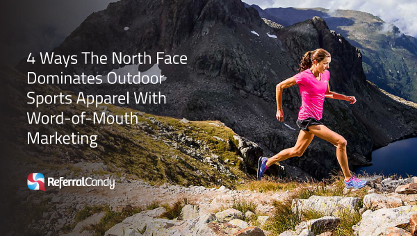 Athletes of The North Face