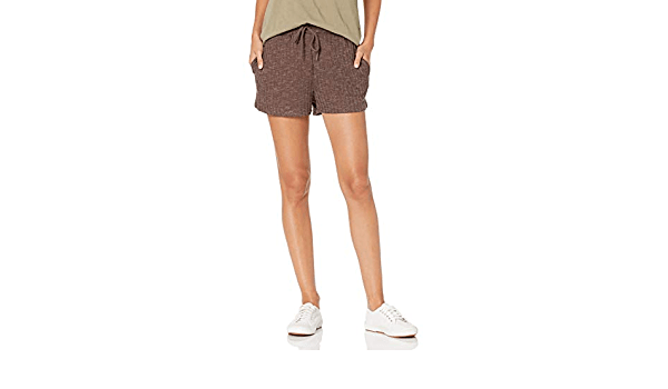 RVCA Womens Grounded Coverup Short 1