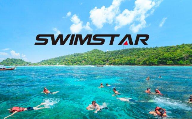 SwimStar Snorkel for women