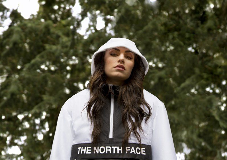 The North Face Womens Clothing Line
