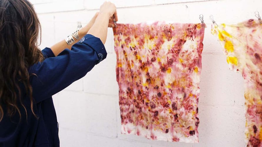 Vella De Iuliis Collaboration for Floral Imprints