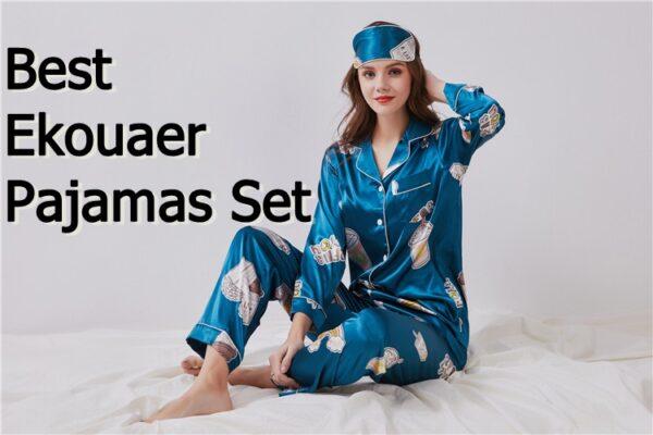 Best Ekouaer Pajamas Set