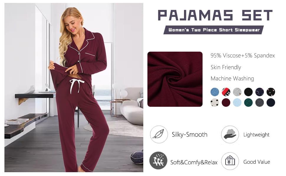 Long Sleeve Sleepwear