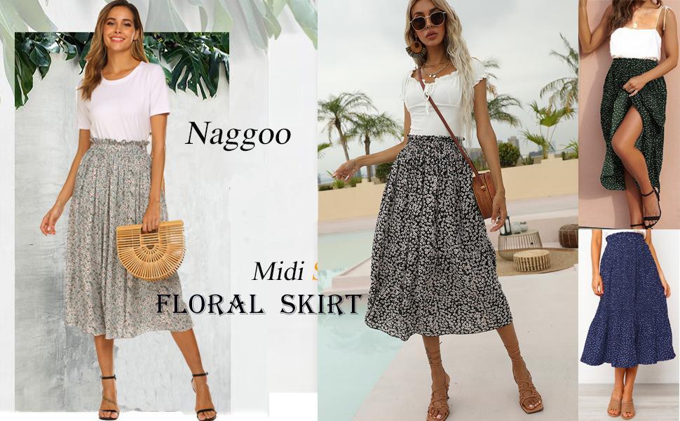 Naggoo women's skirts