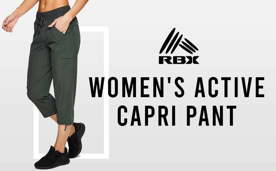 RBX Womens Pants and Joggers