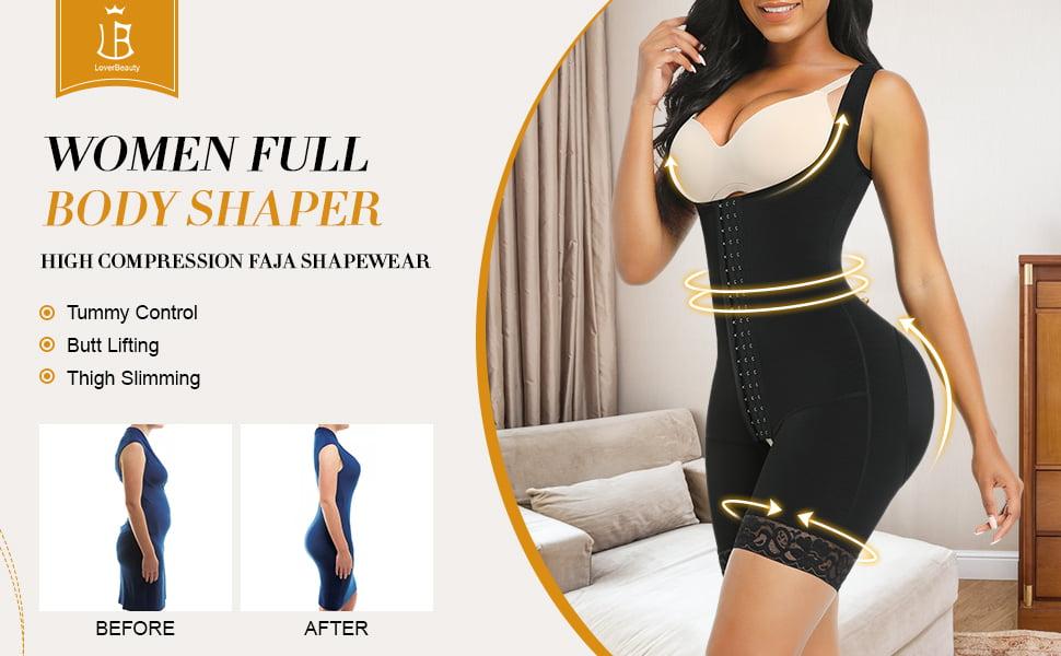 Lover Beauty Shapewear for Women Bodysuit