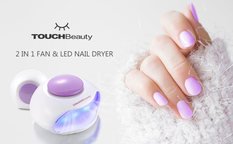 Portable Nail Dryer By TOUCHBeauty