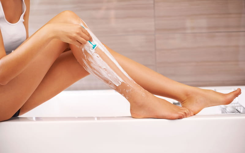 Schick hydro silk sensitive care
