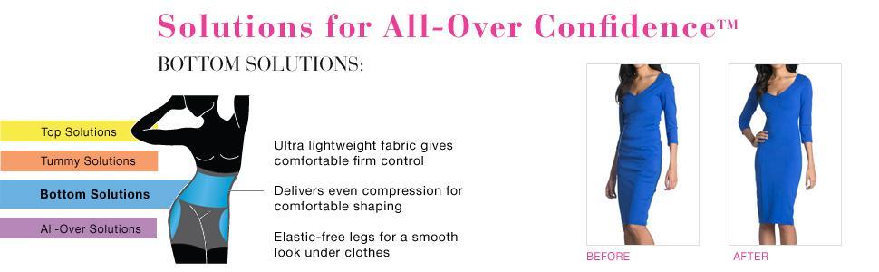 Womens High Waist Thigh Slimmer Shapewear