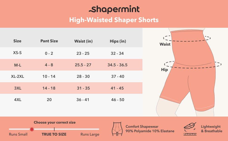 High Waisted Body Shapewear