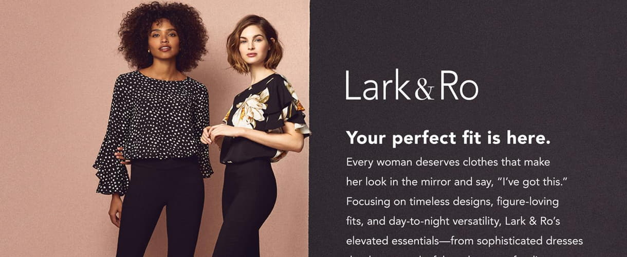 Lark Ro Modest Chic wardrobe destination