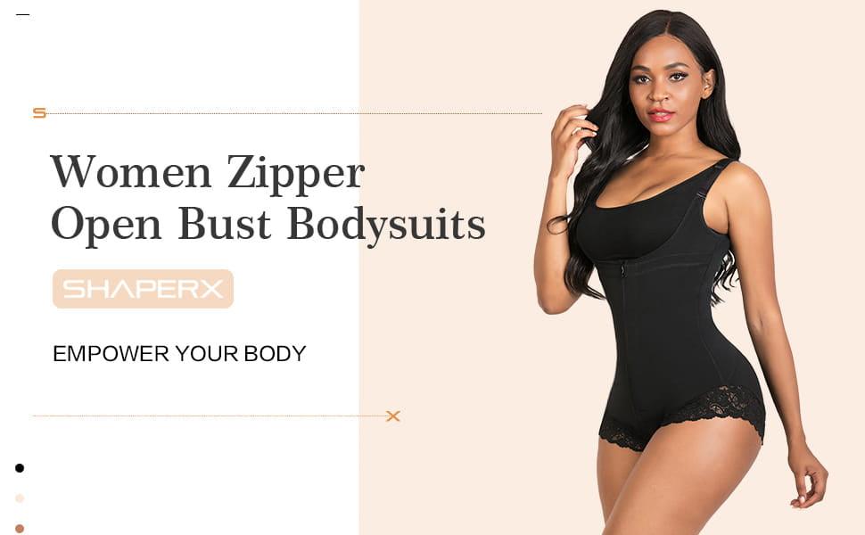 SHAPERX Shapewear for Women Tummy Control