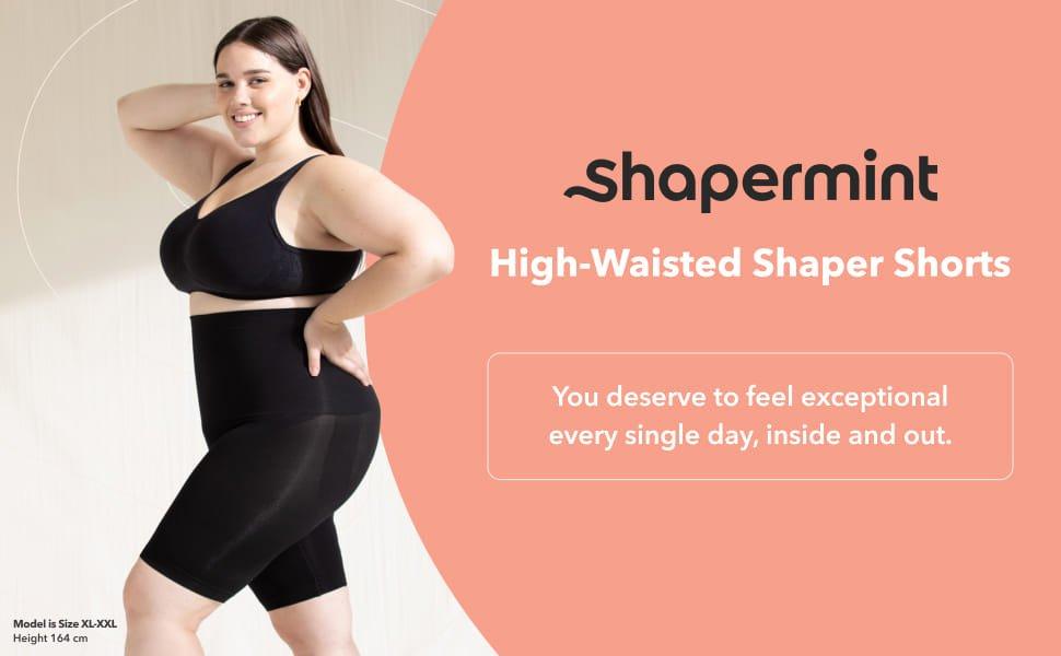 Shapermint High Waisted Body Shapewear for Women Tummy Control