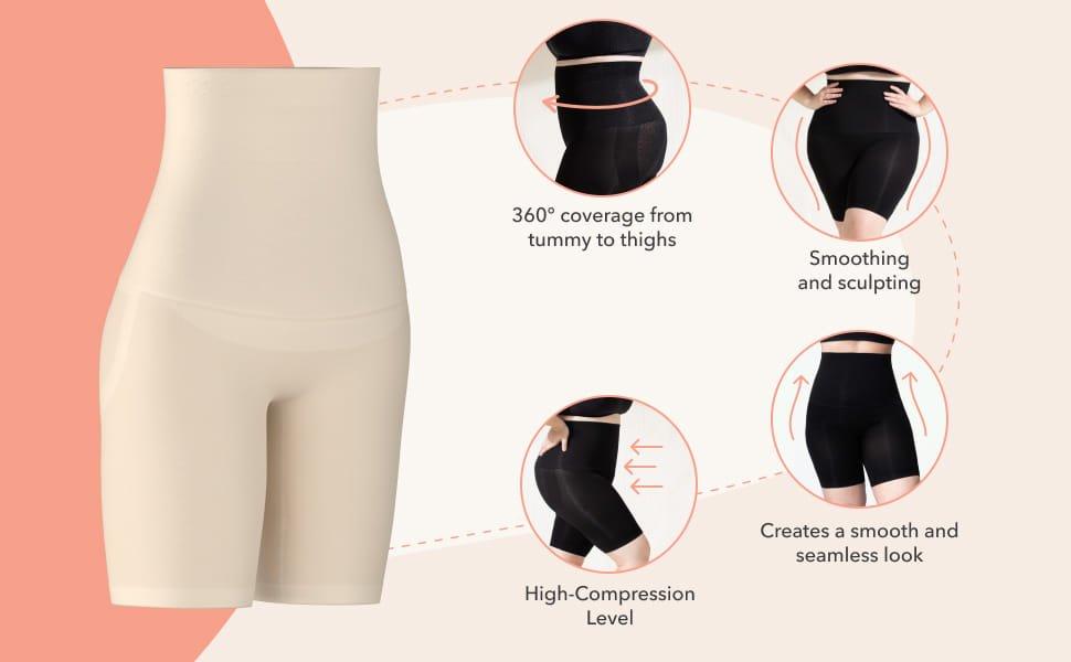 Shapermint High Waisted Body Shapewear