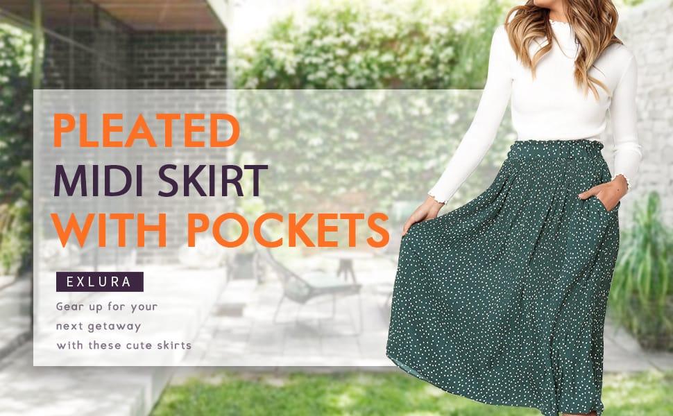 Womens Skirts